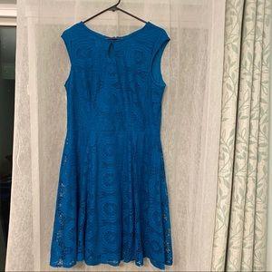 London Style Lace Dress